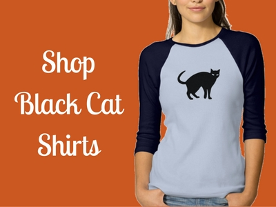 Black Cat Shirts